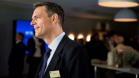 Bjarne Schieldrop, analysesjef for råvarer i SEB.