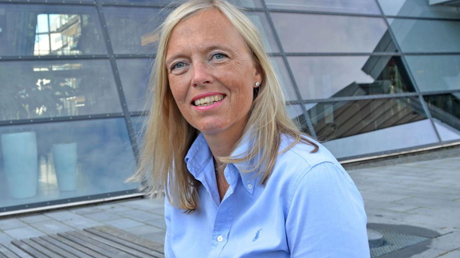 - Det blir en kjempeutfordring med krevende oppgaver, sier påtroppende konsernsdirketør Marina Lønning i TDC.