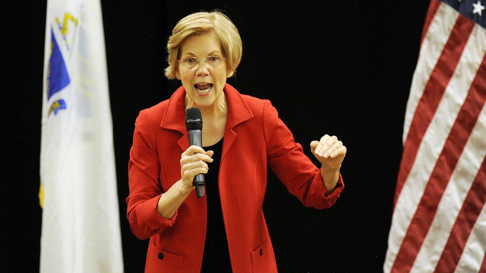 Senator Elizabeth Warren er blitt kalt «Pocahontas» av Trump, og blitt anklaget for å lyve om urfolkgener.
