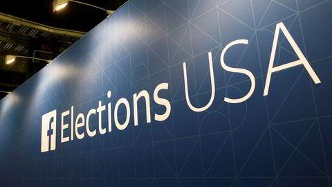 Facebook har stengt flere kontoer etter mistanke om ulovlig innblanding i tirsdagens valg.