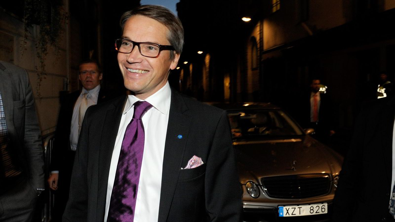 Torsdag varslet leder i Kristdemokraterna Göran Hägglund at han ønsker omlegging i integrasjonspolitikken. Foto: Jessica Gow/
