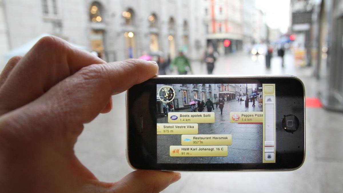 92fca33f Gule sider har en app som blant annet krever tilgang til kameraet ditt. For  denne