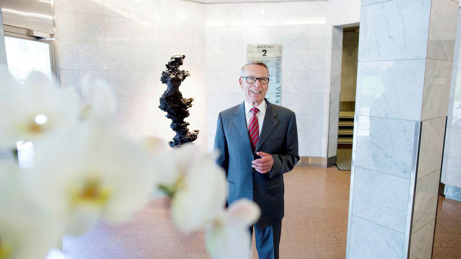 Erik Must har lykkes godt med sine langsiktige investeringer de siste 40 årene.