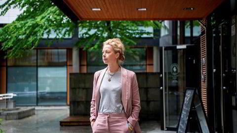 Hedvig Moe går nå fra Økokrim etter en årrekke som politiadvokat, førstestatsadvokat, assisterende Økokrim-sjef og fungerende toppsjef.