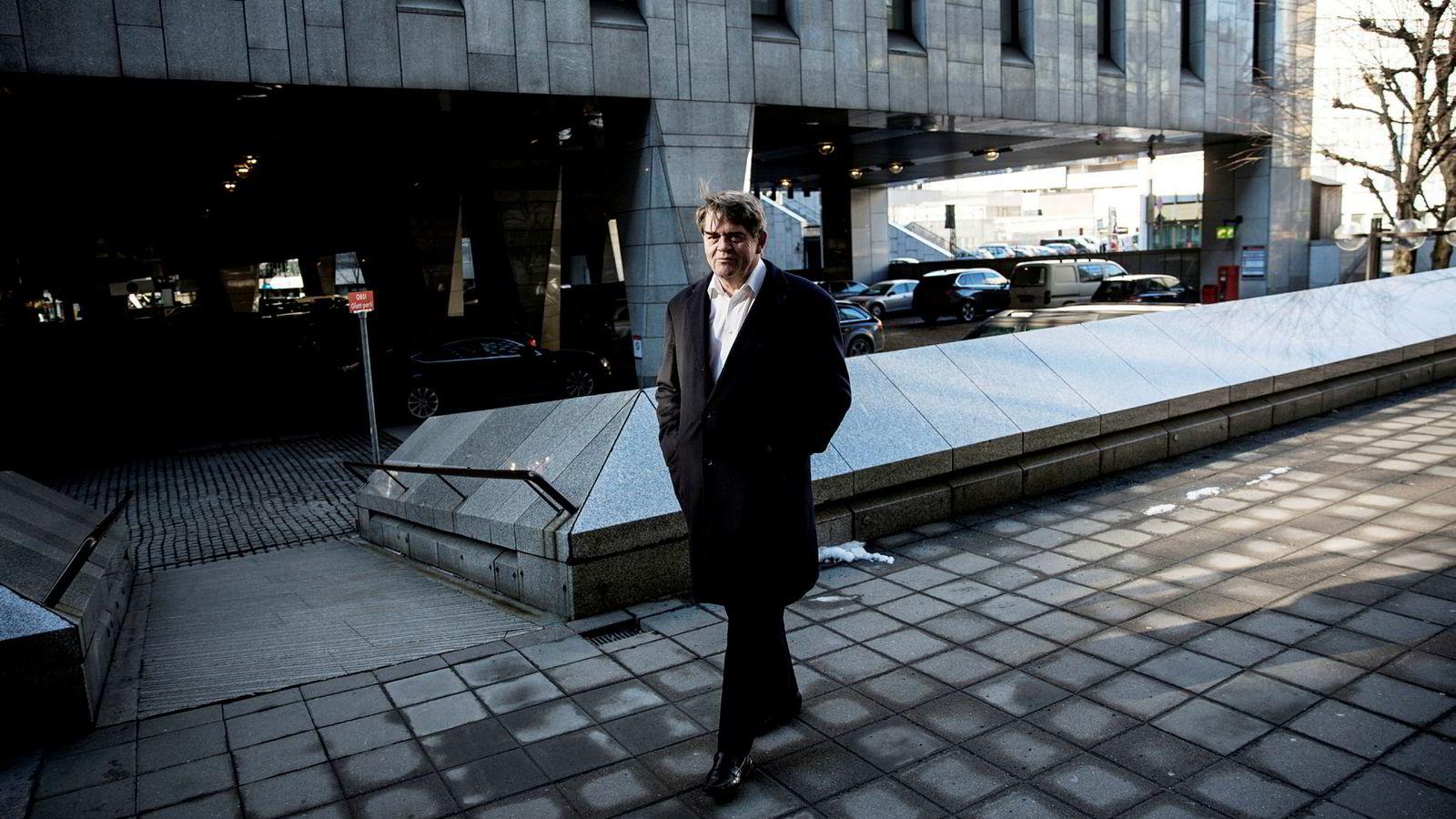 Jan Petter Sissener er blant investorene som luktet lunta etter emisjonen i Norwegian var gjennomført.