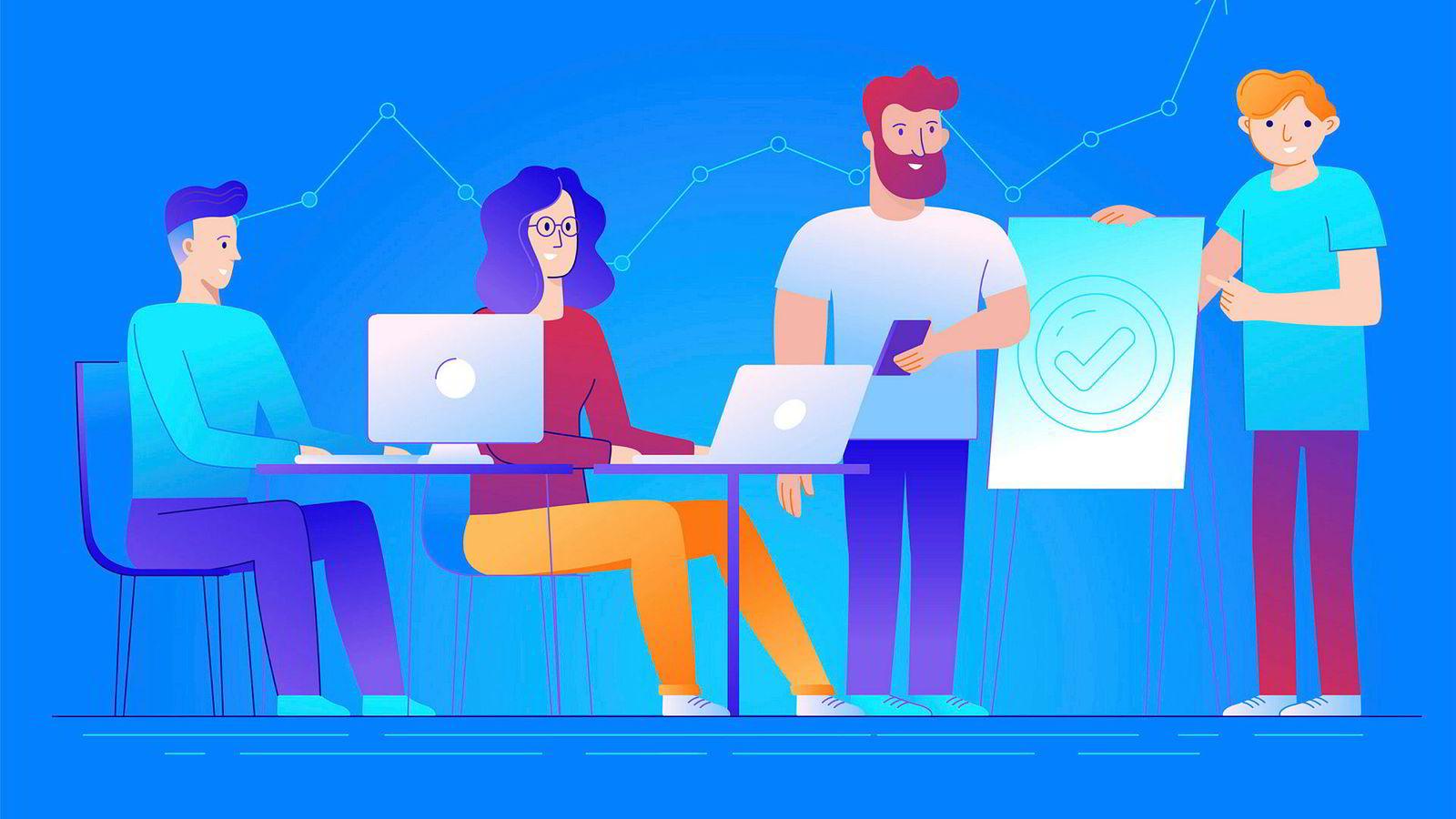 I våre nære nettverk har vi som regel flest som ligner på oss selv. Har du allerede 80 prosent menn blant de ansatte, og ber dem oppfordre noen i sitt nettverk om å søke, er det ikke rart om det er flest menn som blir tipset, skriver artikkelforfatteren.