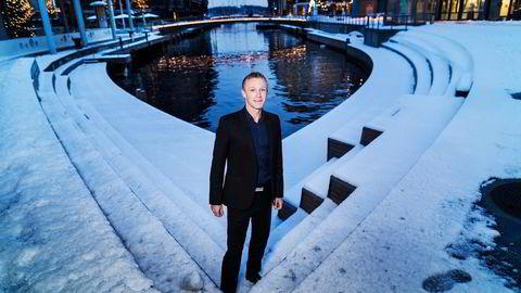 Martin Mølsæters Swedbank Generator-fond har generert tosifret negativ avkastning så langt i 2016. Foto: Per Thrana