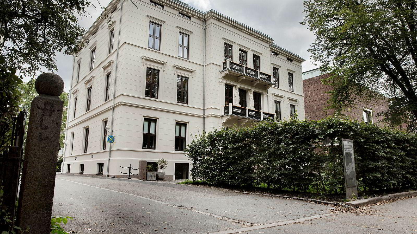 Selgerne av Wergelandsveien 21 i Oslo slipper å betale erstatning til Akershus Fylkeskommunale Pensjonskasse etter å ha solgt aksjeselskapet som eide bygården.