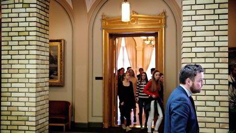 Tre forhold ved privatskolen Westerdals er anmeldt til Økokrim. Det kan komme flere, varsler kunnskapsminister Torbjørn Røe Isaksen. Foto: Aleksander Nordahl