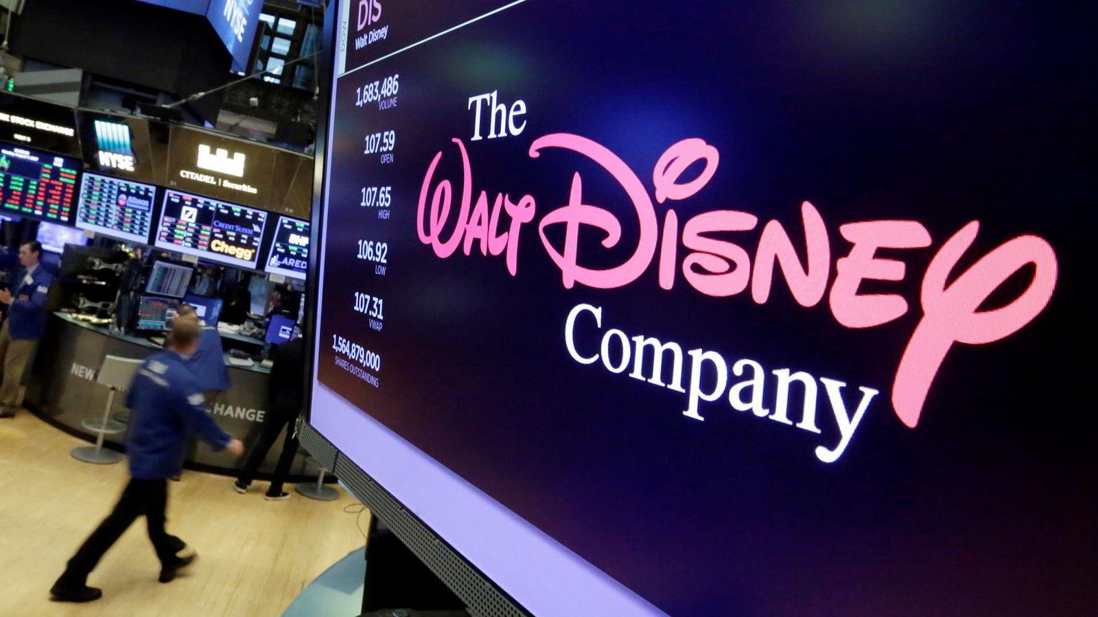 Med Fox-oppkjøpet har Disney også sikret seg eierandeler i den amerikanske strømmetjenesten Hulu.