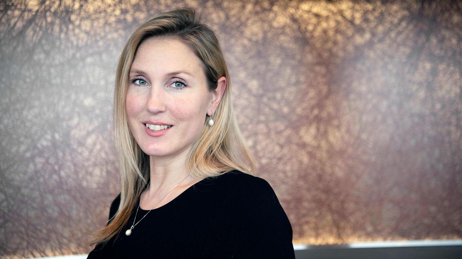 Sjefstrateg Erica Blomgren Dalstø i SEB: – Det kan gå lang tid mellom hver gang jeg er i samme modus.