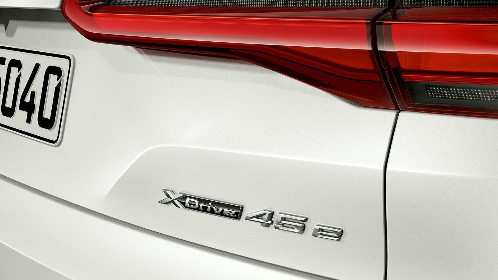 BMW kommer med en ny generasjon av X5 allerede i høst. Neste år kommer den ladbare hybriden med mye bedre elektrisk rekkevidde enn før.