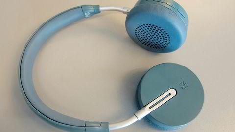 Kygo A6/500 er et sett halvdekkende hodetelefoner med overraskende bra lyd. Foto: Magnus Eidem