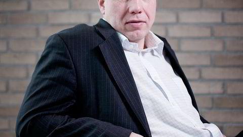 – Analytikerne er bekymret over selskapenes inntjening, sier aksjeanalytiker Kristian Tunaal i DNB Markets. Foto: Kristine Nyborg