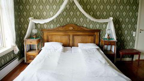 Hotellene velger selv om de vil være tilgjengelig på nettreiseselskaper og står fritt til å sette pris på sin egen hjemmeside.