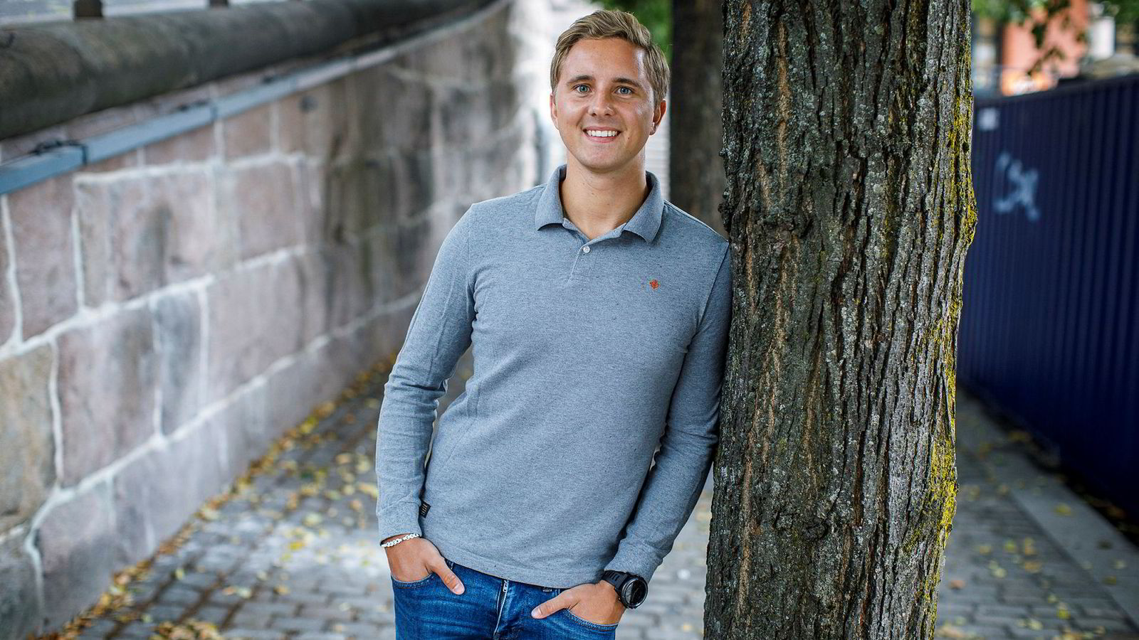 Daniel Fimreite (23) utdanner seg til siviløkonom ved Universitetet Sør-Øst Handelshøyskolen på Ringerike, der begge foreldrene hans har gått.