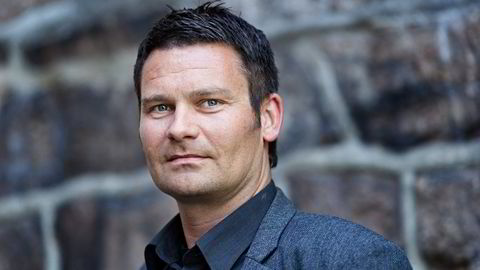 Sjeføkonom Roger Bjørnstad i Samfunnsøkonomisk Analyse. Foto: Elin Høyland
