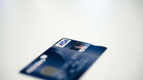 BRUKES MER: Bankkort. Illustrasjonsfoto: Thomas Haugersveen