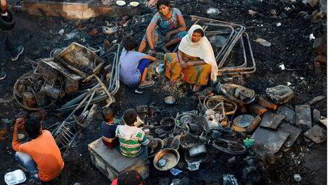Land som India med mange millioner mennesker vil kunne løftes ut av fattigdom innenfor rammene av klimaets tåleevne. Fornybar energi og elektrifisering vil gi velstandsøkning i verden samtidig som utslippene reduseres.