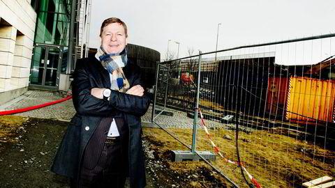 Pål Ringholm i Swedbank tror det kan være riktig å binde renten for folk som ønsker en forsikring mot renteoppgang. Foto: