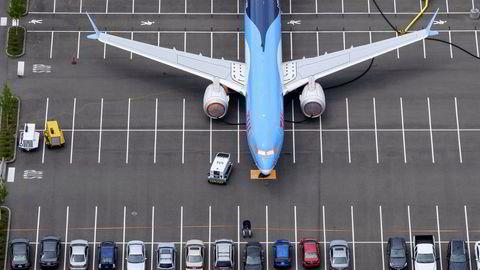Boeing tapte 29 milliarder kroner før skatt i andre kvartal.