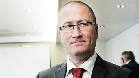 Geir Bekkevold i KrF tolker landsmøtevedtaket slik at partiet skal søke regjeringsmakt på rødgrønn side hvis man ikke kommer til enighet med den sittende regjeringen.