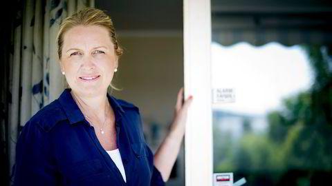 Kristin Vinje stortingsrepresentatnt for Høyre. Foto: Mikaela Berg