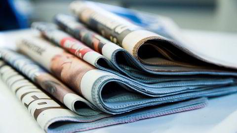 Medietilsynets årlige rapport om norske avisers økonomiske tilstand viser positive tall, første gang på lenge.