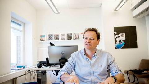 – Norge har gode muligheter, med brukere som tar til seg ny teknologi raskt, men digitaliseringen må få topp prioritet hvis vi skal henge med blant foregangslandene, mener Tore Tennøe direktør i Teknologirådet. Foto: Mikaela Berg