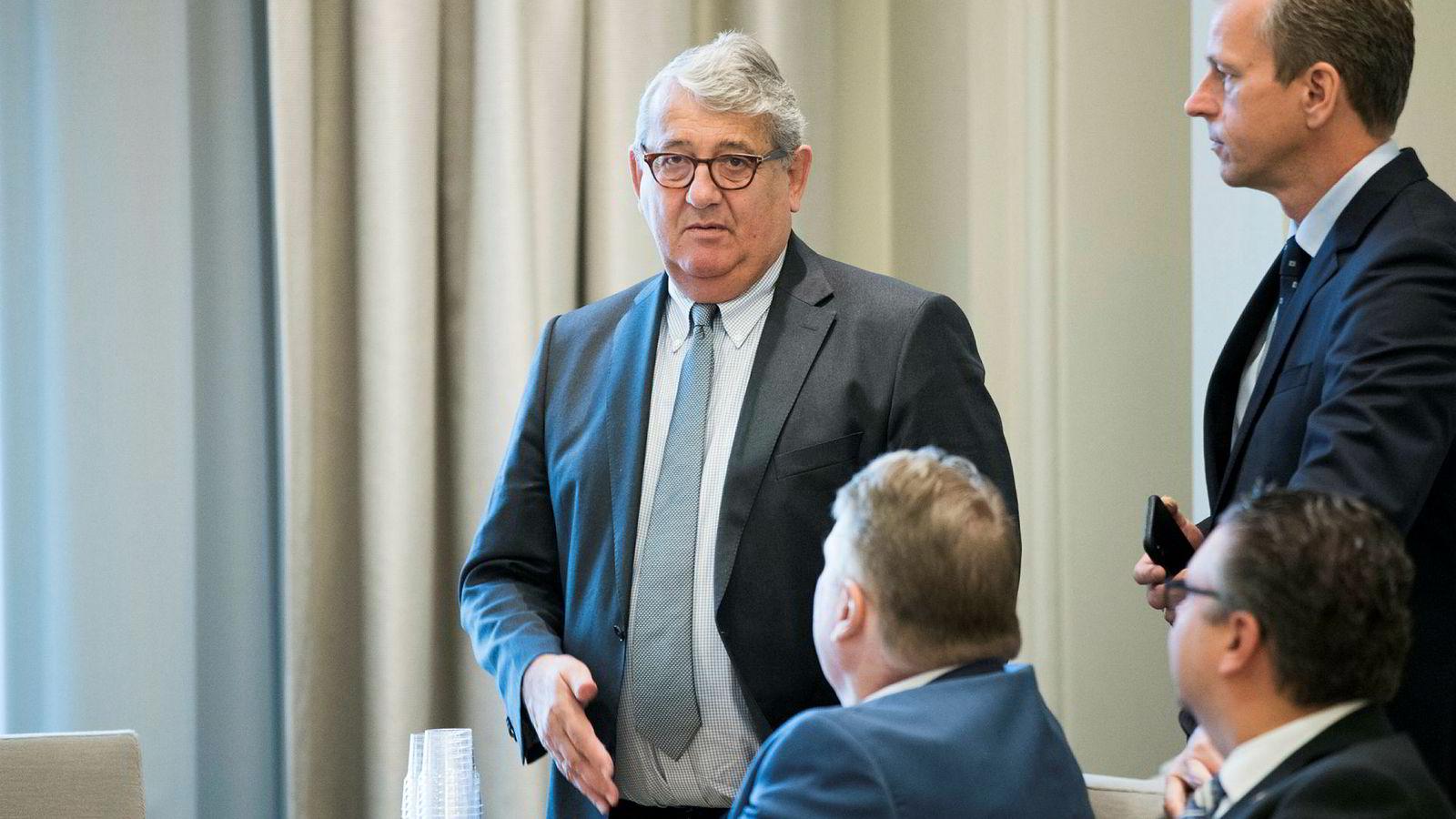 Riksrevisor Per-Kristian Foss og Riksrevisjonens kritikk mot regjeringen om objektsikring har fått mye oppmerksomhet i det siste. I august var han til stede under Stortingets åpne høring om saken.