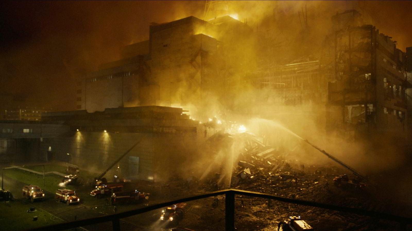 26. april 1986 gikk det galt i reaktor nummer fire i Tsjernobyl. Nå er hendelsen skildret i HBOs miniserie «Chernobyl».