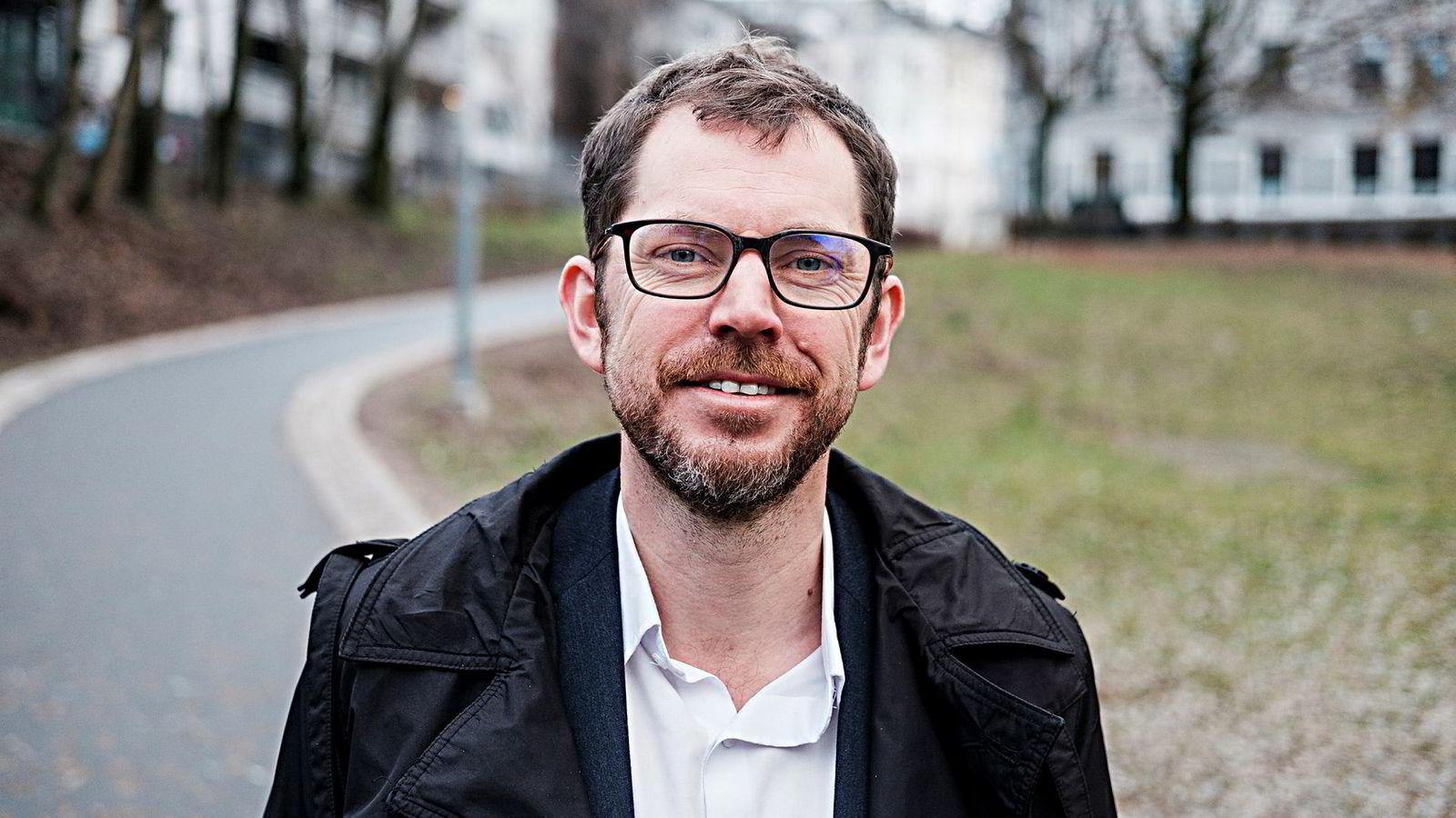Bjørn Kristoffer Bore er ansatt som ny sjefredaktør og administrerende direktør i Vårt Land.
