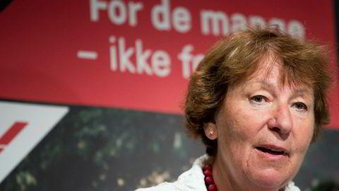 – Vi har sagt at det bompengenivået som er nå, er det utgangspunktet vi går til valg på, sier SVs ordførerkandidat Marianne Borgen til Aftenposten.