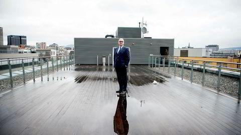 Investeringsdirektør og forvalter Albert Collett i Arctic Fund Management tror Bonheur-aksjen har mer å gå på.