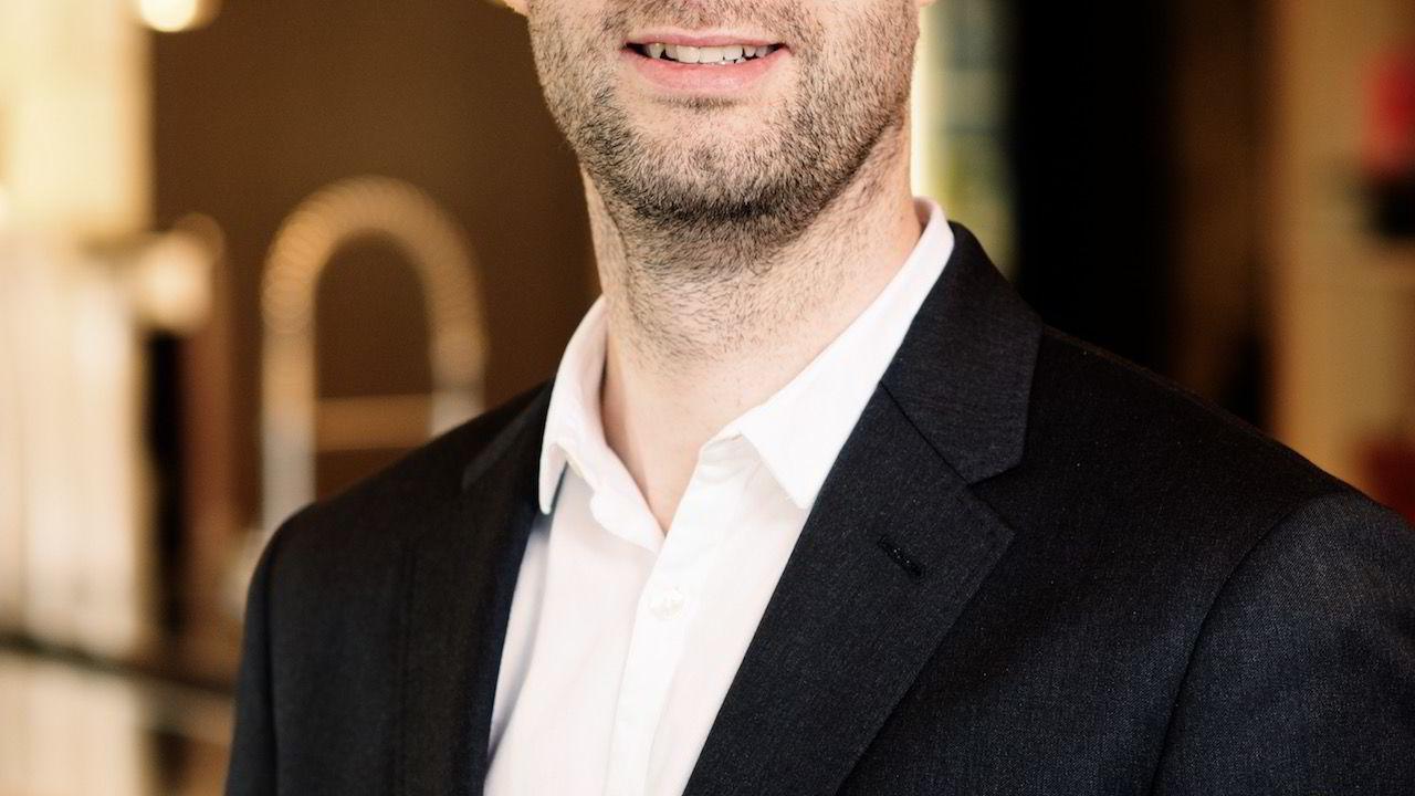 Julien Lesaicherre er sjef for Facebook at Work i Europa, Midtøsten og Afrika.