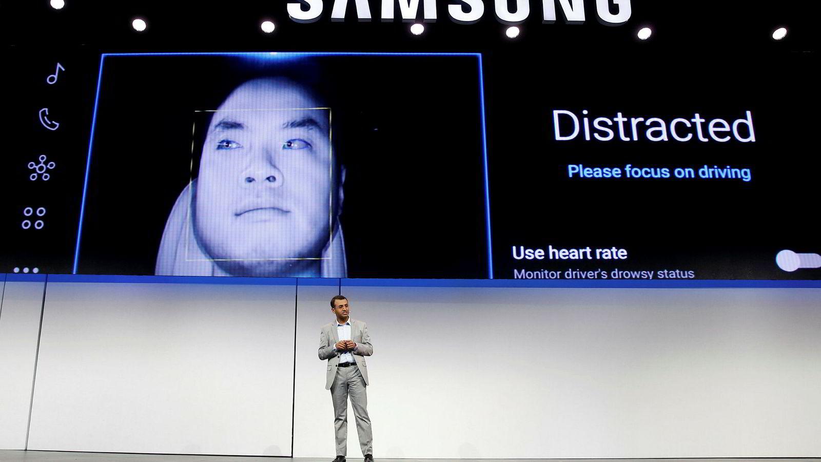 Fallende priser på blant annet dataminnebrikker har ført til langt svakere resultat for Samsung enn ventet i forrige kvartal. Leveranser til blant annet fremtidens biler og kunstig intelligens skal sørge for vekst. Det ligger flere år frem i tid.