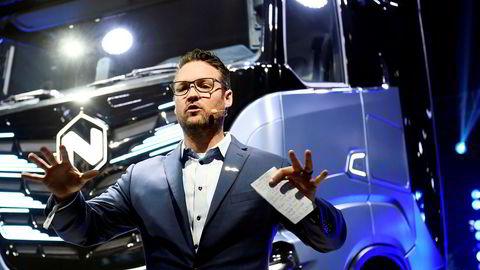 Grunnlegger, styreleder og største eier i lastebilprodusenten Nikola, Trevor Milton, er ferdig i selskapet.
