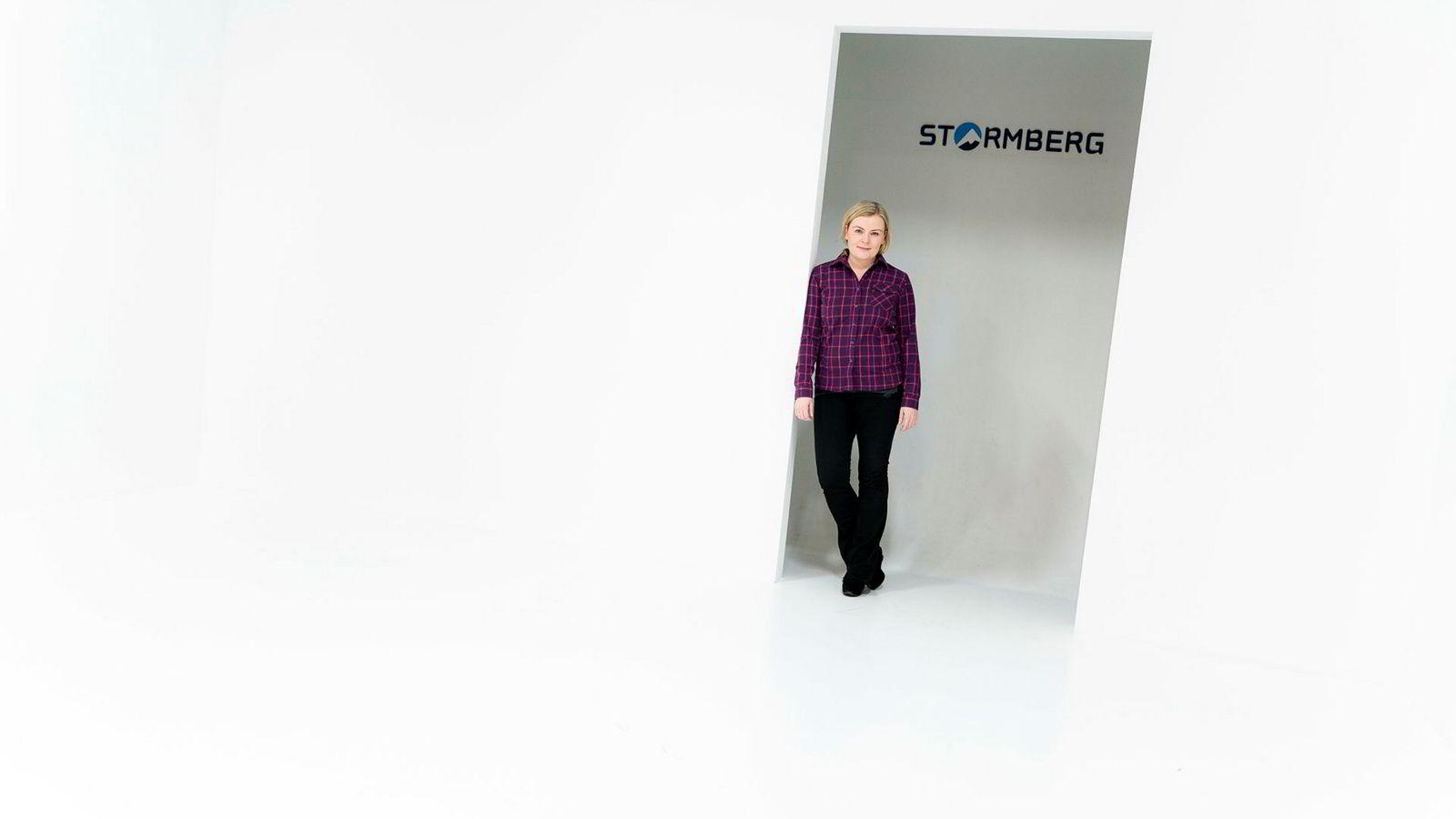2018 ble et kjølig år for Stormberg, det kjøligste på ti år. Samtidig har daglig leder i Stormberg, Hege Nilsen Ekberg, måttet stå i stormen etter ulvedebatten i vinter.