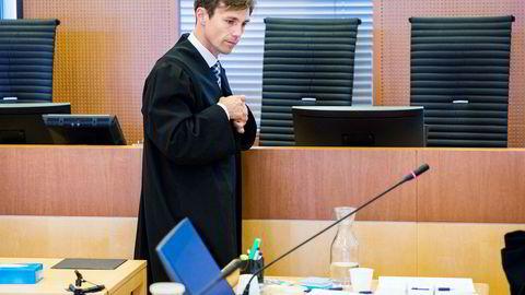 Førstestatsadvokat Håvard Kampen avsluttet sin prosedyre onsdag.