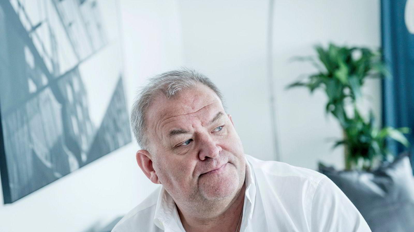 Ronald Aldor Eriksen (58) er slått konkurs. Han vil anke saken.