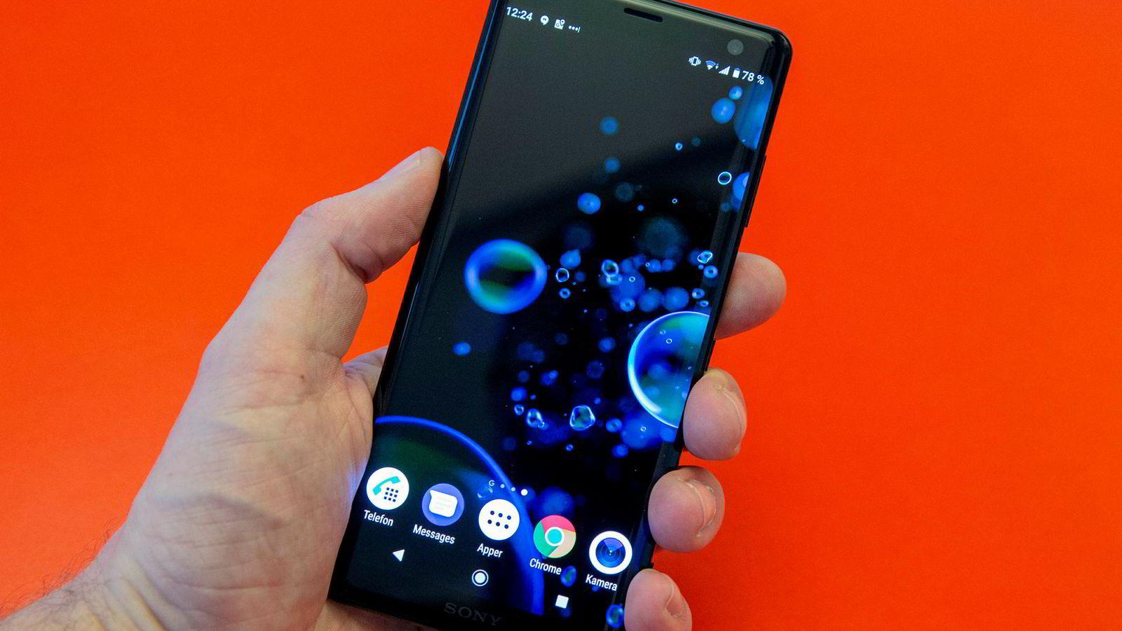 Sony Xperia XZ3 virker mer lovende enn Sonys forrige modeller, men dessverre er det fortsatt en del å sette fingeren på.
