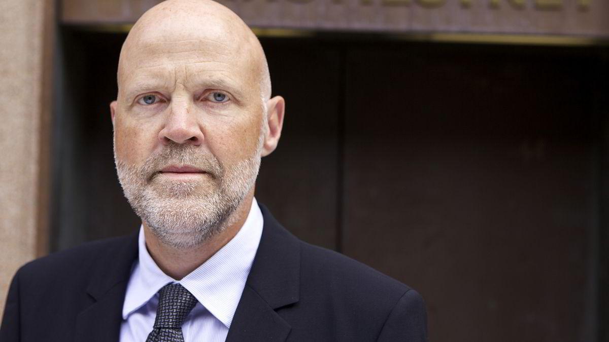 Finanstilsynsdirektør Morten Baltzersen la i dag frem tilsynets «Finansielle utviklingstrekk 2011»-rapport.