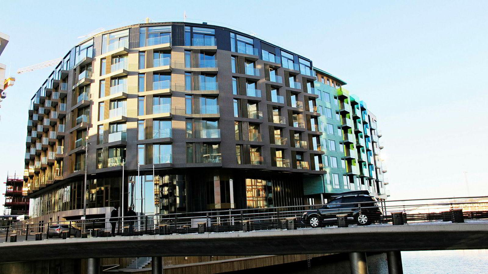 Luksushotellet The Thief på Tjuvholmen i Oslo gikk med et lite overskudd i fjor.