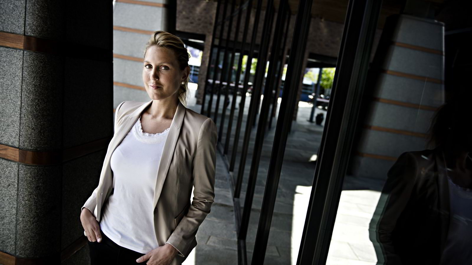 HISTORISK SVAK. - Det er mye som tyder på en fortsatt kronestyrkelse, sier sjefstrateg Erica Blomgren i SEB.