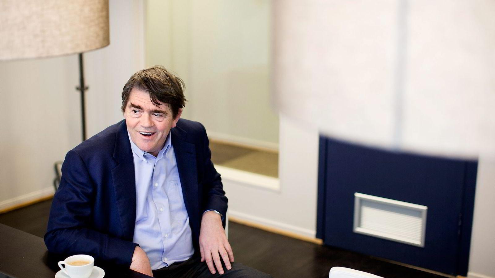 Jan Petter Sissener langer ut mot Miljøpartiet De Grønne og mener det ville blitt kaos om de styrte landet.
