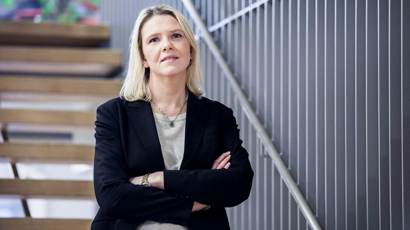 Innvandrings- og integreringsminister Sylvi Listhaug (Frp) vil ikke ta imot flere flyktninger.