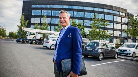 Hans Jørgen Elnæs, konsulent i konsulentselskapet Win Air.