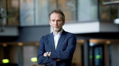 Sjeføkonom i Sparebank 1 Markets, Harald Magnus Andreassen, tror ikke den neste finanskrisen blir en gjeldskrise som den forrige.