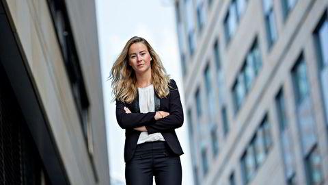 Samfunnsøkonom Nejra Macic i Prognosesenteret tror boligmarkedet kjøler seg ned til høsten.
