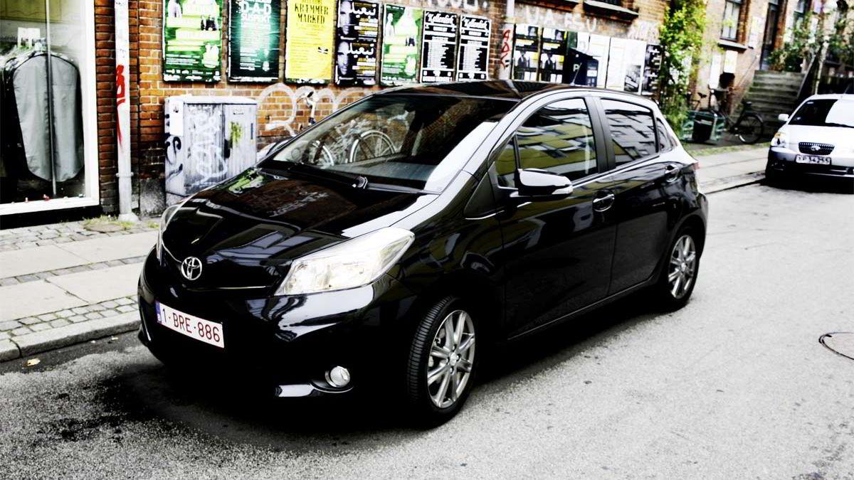 En helt ny Yaris skal hjelpe Toyota opp igjen etter jordskjelvet og tsunamien i Japan i vår.